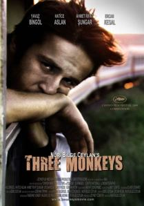 Three Monkeys film poster